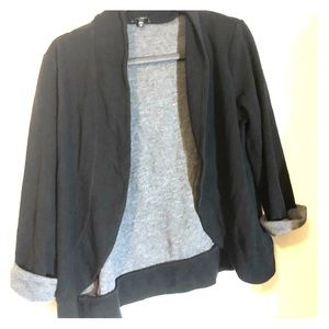 Soft cotton blazer from Exspress